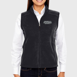 SQ-11 Ladies Fleece Vest