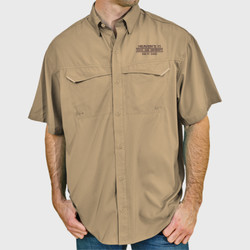 SQ-11 Dad Performance Fishing Shirt