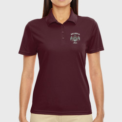 SQ-11 Mom Performance Polo