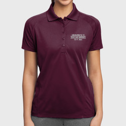 SQ-11 Mom Dri-Mesh Polo